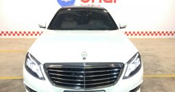 GARANTİ'Lİ (3AY,5.000KM) 2014 MODEL MERCEDES-BENZ S350 AMG 4 MATIC