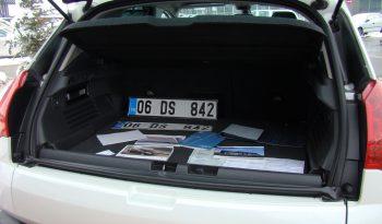 2011 MODEL PEUGEOT 3008 1.6 e-HDİ ALLURE PAKET OTOMATİK CAM TAVAN full