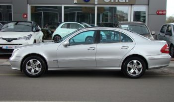 2002 MODEL E 320 MERCEDES-BENZ AVANTGARDE 284.000 KM'DE TEMİZ full