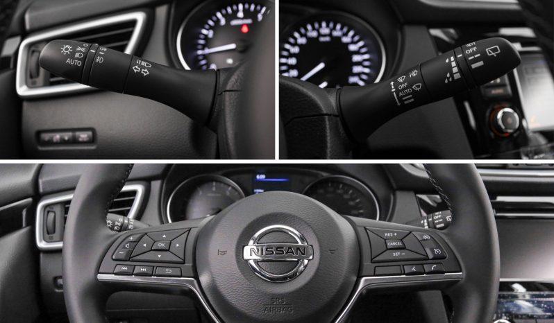 %18KDV-0KM-Nissan Qashqai 1.3DIG_T 160BG-GERİ KAMERA-ŞERİT TAKİP dolu